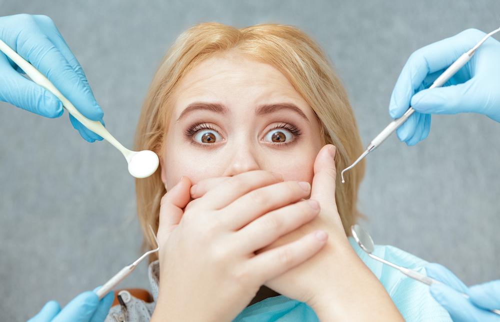 Come superare la paura del dentista?